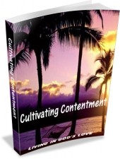 Cultivating Contentment eBook with Master Resell Rights