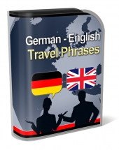 English German Travel Phrases Video with Private Label Rights