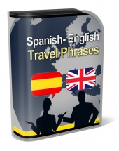 English Spanish Travel Phrases Video with Private Label Rights