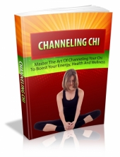 Channeling Chi eBook with private label rights