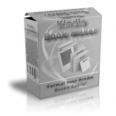 Kindle Book Maker Software with Master Resell Rights