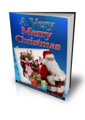 A Very Merry Christmas eBook with Private Label Rights