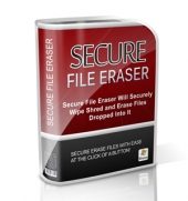 Secure File Eraser Software with Master Resell Rights