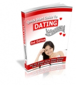 Quick Start Guide To Dating Women! 2nd Edition eBook with Master Resale Rights
