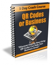 QR Codes For Business eBook with Private Label Rights