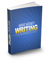 Make Money Writing eBook with Resell Rights