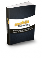Mobile Marketing eBook with Resell Rights