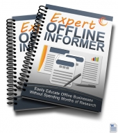 Expert Online Informer eBook with Private Label Rights