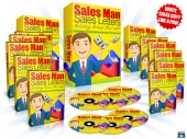 Sales Man Sales Letters Video with Master Resell Rights