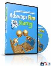 AdSwaps Fire Starter Video with Master Resell Rights