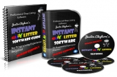 Instant eBay Lister Software Software with Personal Use Rights