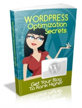 Wordpress Optimization Secrets eBook with Master Resell Rights
