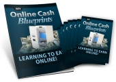 My Online Cash Blueprints eBook with Private Label Rights