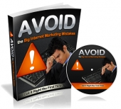 Avoid the Big Internet Marketing Mistakes eBook with Master Resell Rights