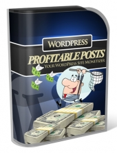 Wordpress Profitable Posts Software with Master Resell Rights