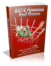 2012 Financial End Game eBook with Master Resell Rights