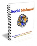 Social Madness! eBook with Private Label Rights