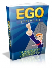 Ego Evolution eBook with private label rights