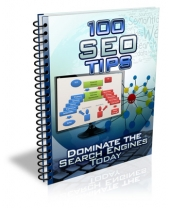 100 SEO Tips eBook with Master Resell Rights