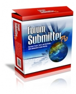 Forum Submitter Pro Software with Master Resale Rights