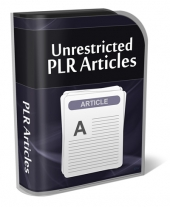40 PLR Articles Gold Article with Private Label Rights
