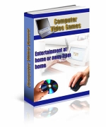 Computer Video Games eBook with Master Resale Rights