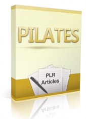 10 Pilates Articles Gold Article with Private Label Rights