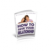 How to Save Your Relationship eBook with Master Resell Rights