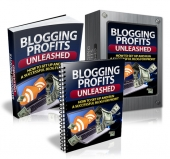 Blogging Profits Unleashed eBook with Master Resell Rights