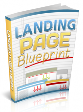 Landing Page Blueprint eBook with Private Label Rights