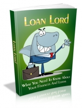 Loan Lord eBook with private label rights