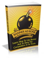 Banner Ad Bomb eBook with