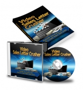 Video Sales Letter Crusher Video with Private Label Rights