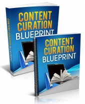 Content Curation Blueprint eBook with