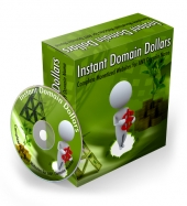 Instant Domain Dollars Version 2.0 Software with