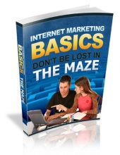 Internet Marketing Basics eBook with