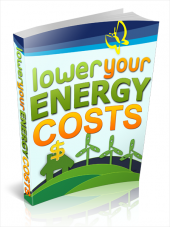 Lower Your Energy Costs eBook with