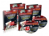 Pinterest Expert Video with Master Resell Rights