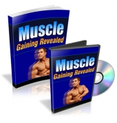 Muscle Gaining Revealed Video with Master Resell Rights