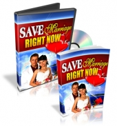 Save Marriage Right Now Video with Master Resell Rights