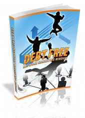 Debt Free Network Marketing Mindset eBook with