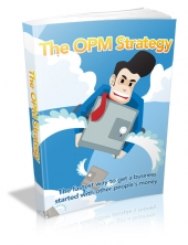 The OPM Strategy eBook with private label rights