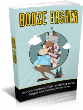 Booze Basher eBook with Master Resell Rights