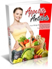 Appetite Antidote eBook with Master Resell Rights