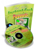 Instant Cash Payouts eBook with Master Resale Rights