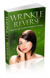 Wrinkle Reverse eBook with private label rights