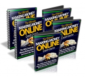 The Ultimate Making Money Online Crash Course Video with Master Resell Rights