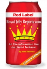 Red Label Royal Jelly Reports eBook with Master Resale Rights
