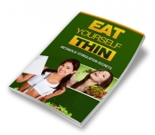 Eat Yourself Thin eBook with private label rights