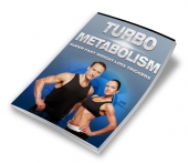 Turbo Metabolism eBook with private label rights